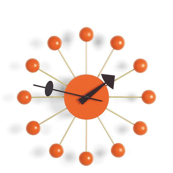 Best 25 Orange Wall Clocks Ideas On Pinterest