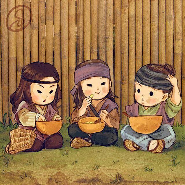 fanart Daehan Minguk Manse