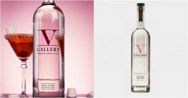 [TOPITRUC] Une bouteille de vodka parfum marshmallow