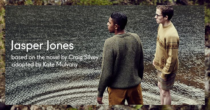 Jasper Jones, based on the novel by Craig Silvey, adapted by Kate Mulvany http://bit.ly/1Ll394F