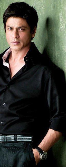 My crush SRK.