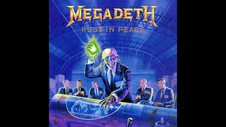 Humanity Still Producing New Art As Though Megadeth's 'Rust In Peace' Doesn't Already Exist - The Onion - America's Finest News Source