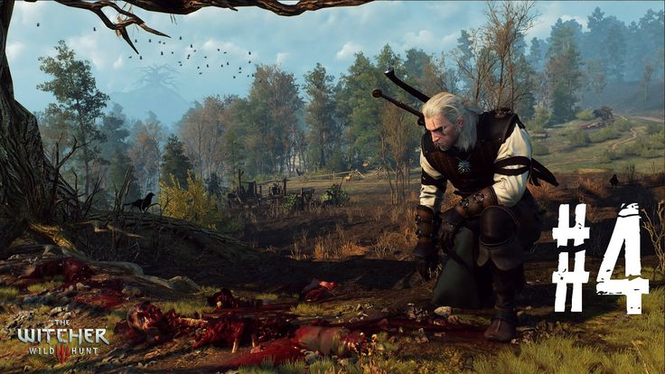 The Witcher 3: Wild Hunt - Playthrough Part 4: Looking for Griffin