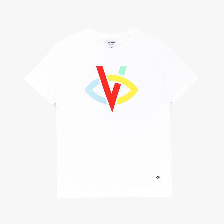 Visionnaire T-Shirt Visionnaire Blanc Bigflo et Oli