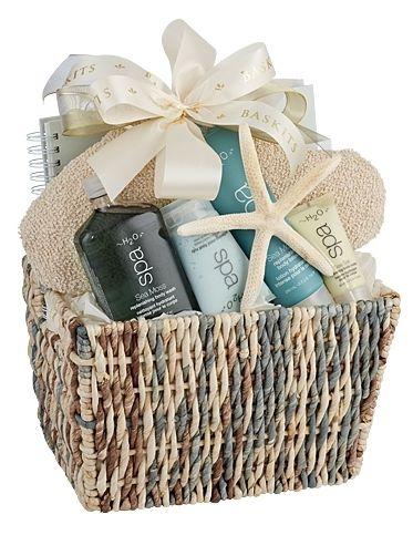 H2O Spa Gift Basket