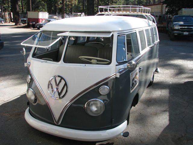 1966 VW Bus For Sale @ Oldbug.com