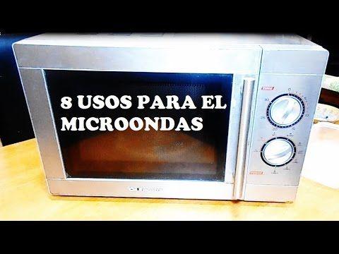 OCHO USOS PARA EL MICROONDAS QUE TAL VEZ NO CONOCÍAS