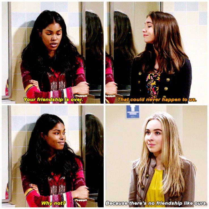 "#GirlMeetsWorld 3x05 ""Girl Meets Triangle"""