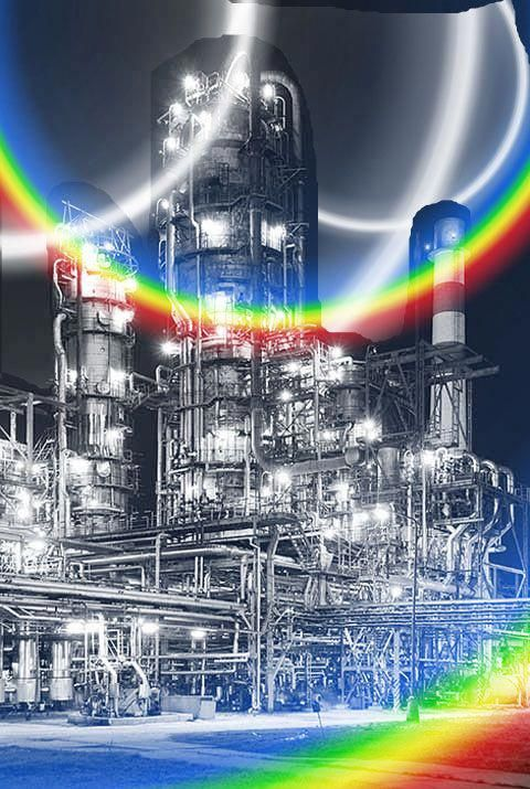 Oil & Gas refineries serving the power resources of the world | oil
