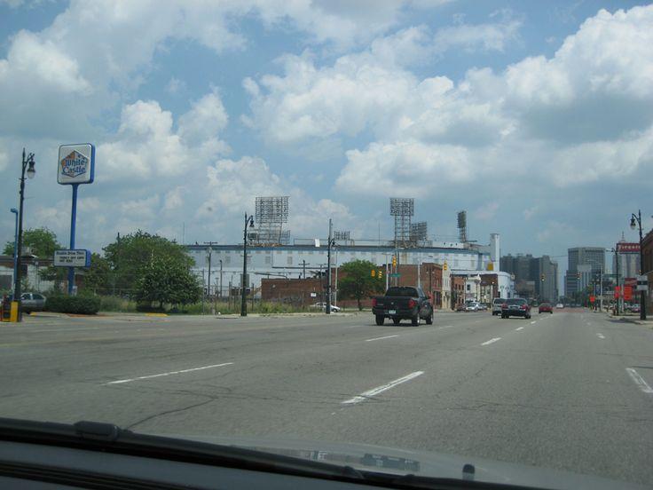 StadiumPage.com - Tiger Stadium