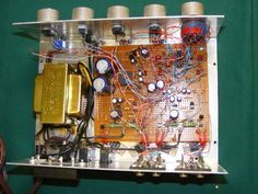 Building a Stereo amplifier by your own - #electronics #circuit