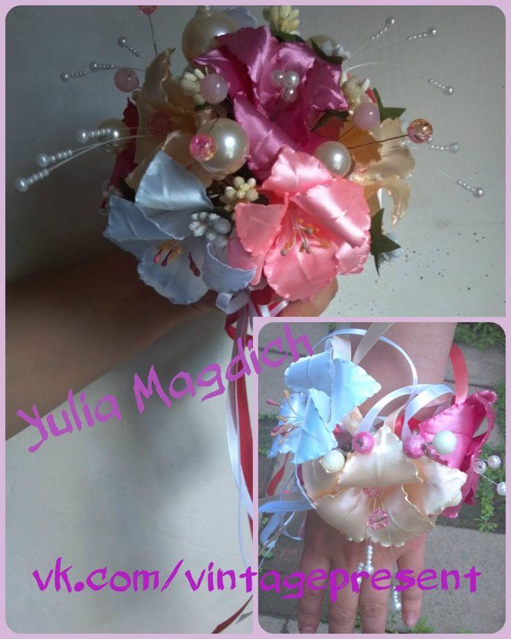 Картинки: Оригами цветы своими руками. Лилии. Мастер-класс с Картинки
