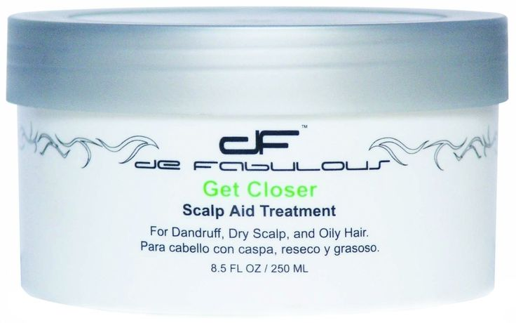 De Fabulous Get Closer Scalp Aid Treatment (for dandruff, dry scalp and oily hair) sulfate free (8.5 fl oz) * See this great product.