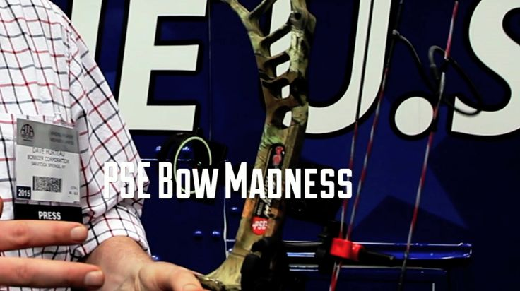 ATA Show First Look: PSE Bow Madness | Field & Stream