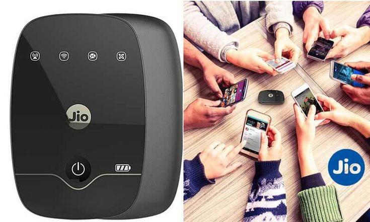 Reliance Jio JioFi 4G Hotspot With Oled Display, Reliance JioFi 4G Wireless Hotspot, jio wifi plans, jio wifi speed, JioFi Price, jio wifi speed,
