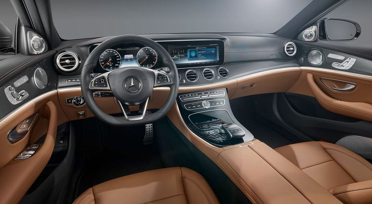 First pictures, specs and info on the new 2016 Mercedes-Benz E-class saloon. CAR magazine reports