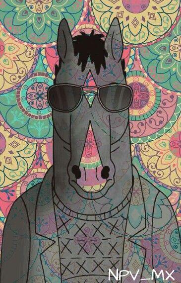 BoJack Horseman Art
