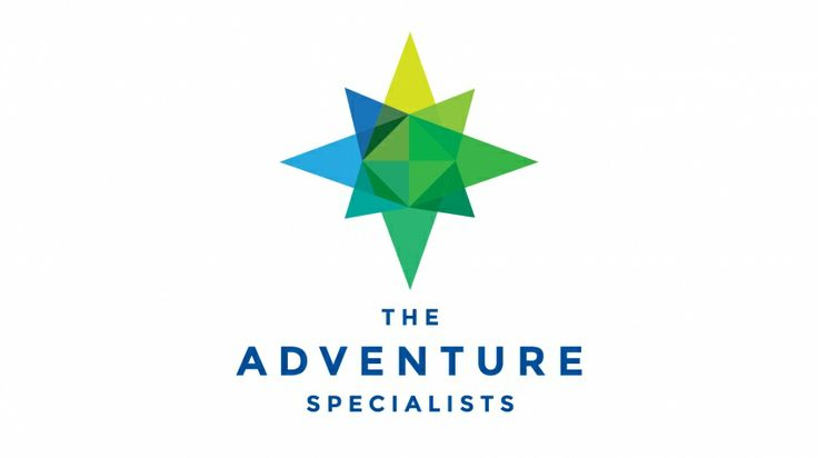 Geometric branding, brochure design and website for The Adventure Specialists.  View the project at www.anothercolour.com.au/projects/the-adventure-specialists/