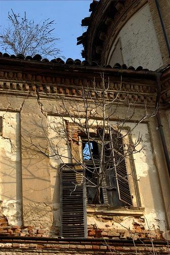 Villa Maggiordomo - Abandoned