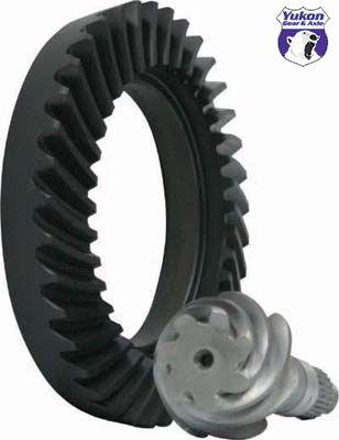 "High performance Yukon Ring & Pinion gear set for 10.5"" Toyota Tundra w/ 5.7L - https://www.4lowparts.com/shop/yukon-gear-ring-pinion-sets/high-performance-yukon-ring-pinion-gear-set-for-10-5-toyota-tundra-w-5-7l/"