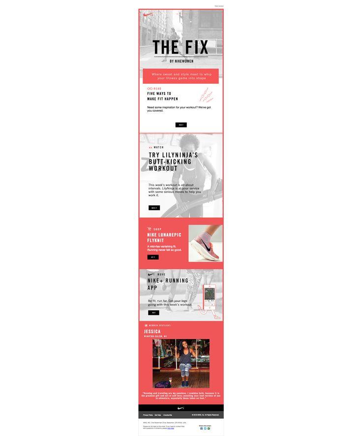 Nike  |  Editorial