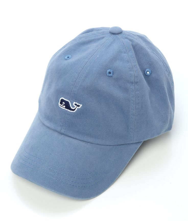 Whale Logo Baseball Hat - Vineyard Vines