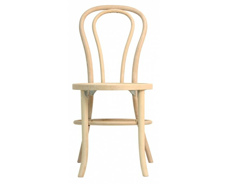 Bentwood Dining Chair (Oiled White) - Furniture | Weylandts
