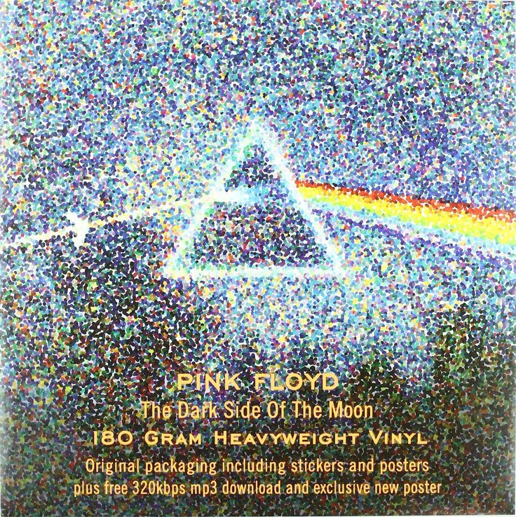 DARK SIDE OF THE MOON (RM) (W/ By PINK FLOYD