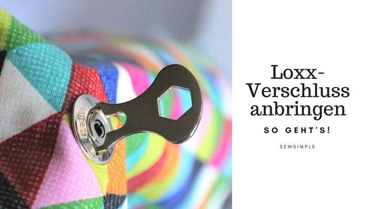 Loxx-Verschluss anbringen – so geht's!