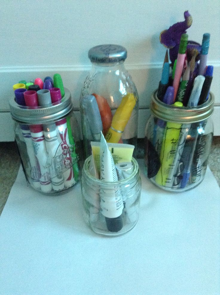 Cool things to do with mason jars snapple bottles and baby for Cool things to do with mason jars