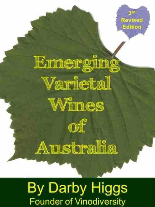 Emerging Varietal Wines Australia Book
