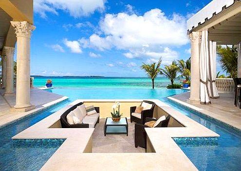 PoolsideFavorite Places, Paradise Island, Sitting Area, Dreams House, Living Room, Dreams Pools, Heavens, Backyards, Lounges Area