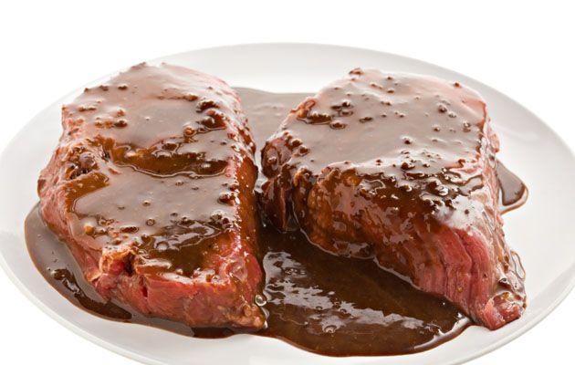 Spicy Steak Marinade Recipe