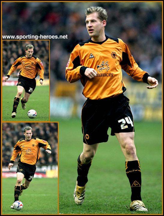 Gabor Gyepes - Wolverhampton Wanderers FC - League Appearances