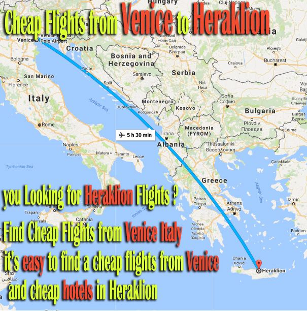 you Looking for Venice Flights? Find Cheap Flights to Venice Italy .it's easy to find a cheap flights to Venice Marco polo and cheap hotels in Venice Italy . flights to Venice beach http://www.venicecheapflights.com/cheap-flights-from-venice-to-heraklion/