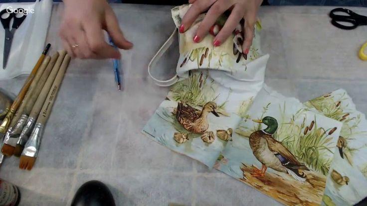 Юлия Валько.  Кувшин - винтажные котята.