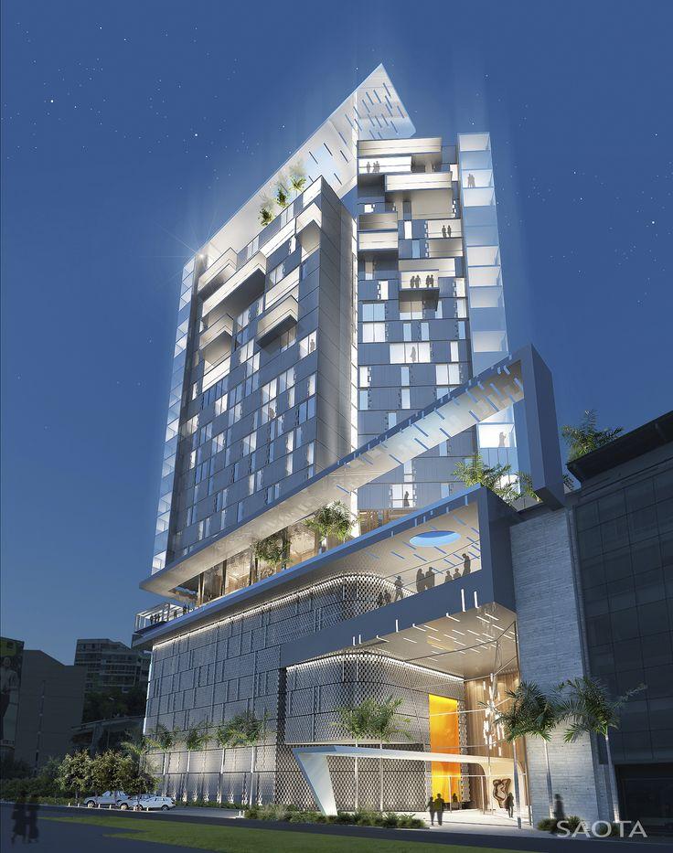 100 Future Architecture Gallery V 4 Free Cad Blocks