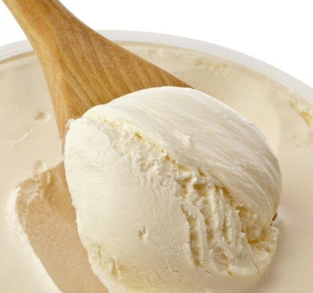 Citronová jogurtová zmrzlina
