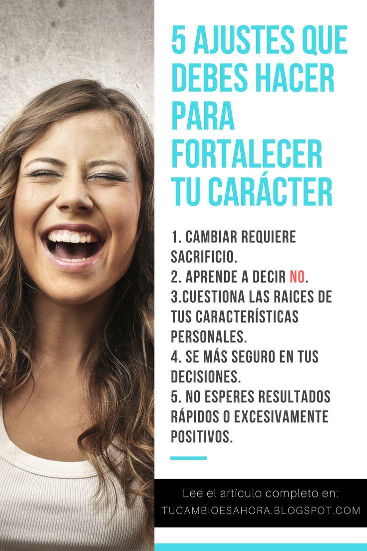 Si quieres fortalecer aspectos de tu personalidad te invito a seguir estos consejos y ¡visitar nuestro blog! para más información. #emprendedores #blog #blogger #consejos #reflexiones #psicologia #cambio #liderazgo #autoestima