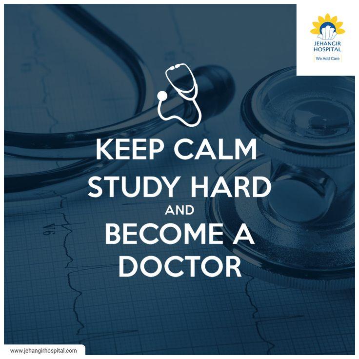 #KeepCalm #StudyHard #BecomeADoctor