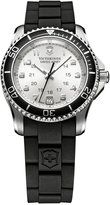 Recommended - Victorinox Swiss Army Watch, Women's Maverick GS Black Rubber Strap 34mm 249048 - A Macy's Exclusive