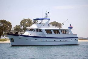 "55 Cheoy Lee Trawler ""Ocean Dance"" for Sale"