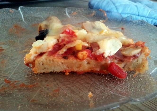 making pizza dough quick. quick pizza dough recipe - yummy this dish is very delicous. let\u0027s make making