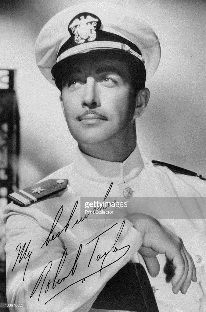 images of robert taylor actor | Robert Taylor - American Actor | Getty Images