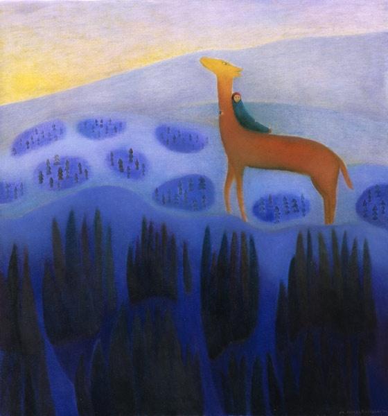 Anna-Liisa Hakkarainen - Taidemaalari