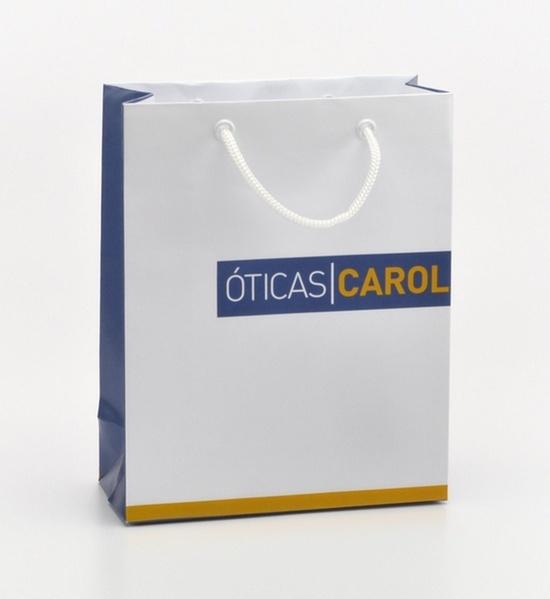 Sacolas de papel - Santana SP - (11) 2203-1253