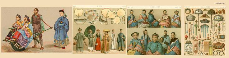 costumes-china