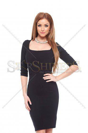Artista Elegancy Black Dress