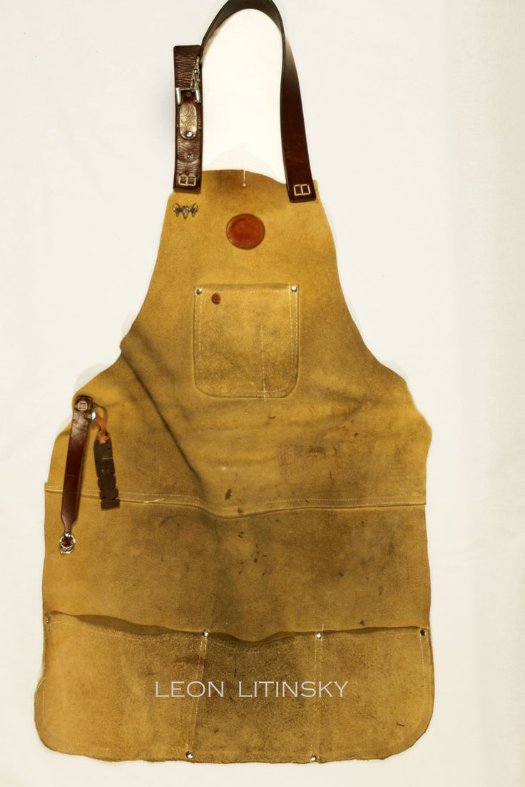 White leather apron lecture - My Good Old Apron