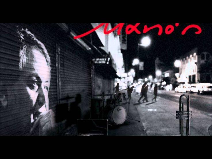 Jazz tribute to Manos Hadjidakis/The ballad of feelings and Hallucinations